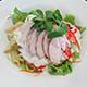 Kana-pasta salat